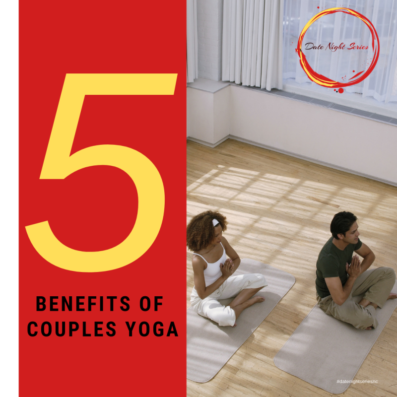 Benefits of Couple's Yoga